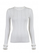 Gomez knit OFF WHITE