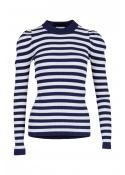 Vince stripe blouse NAVY
