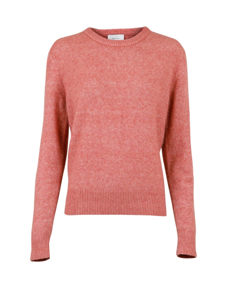 Dina knit ROSE MELANGE