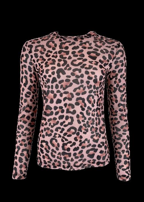 Annie mesh blouse ROSE LEO