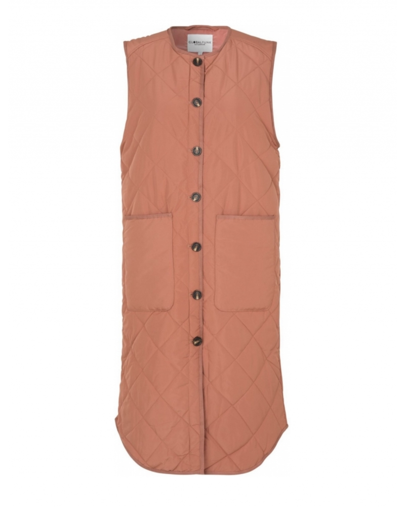 Kaison vest CANYON ROSE