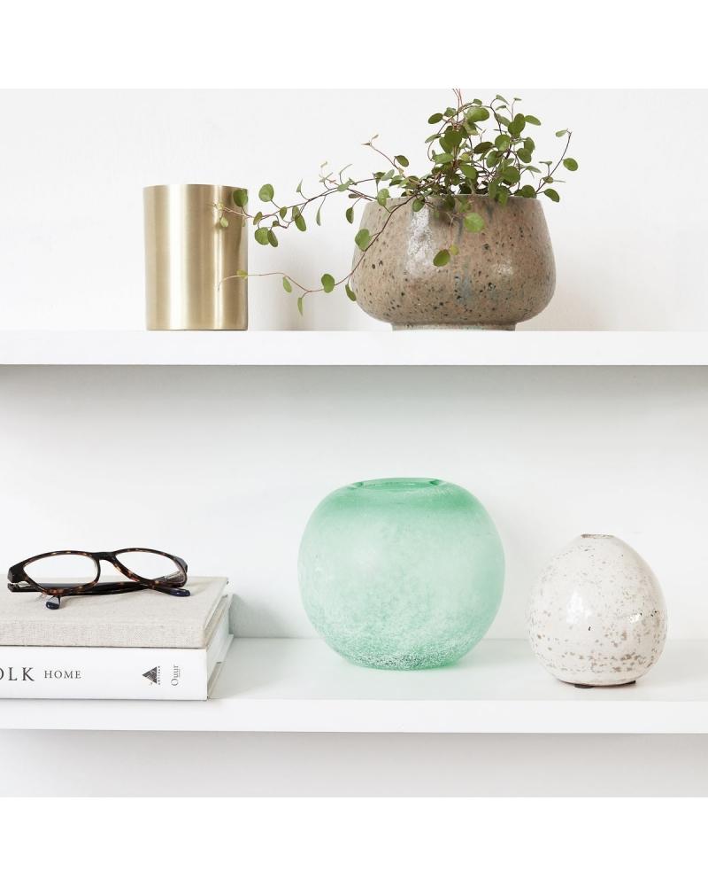 Vase, RD GRØN