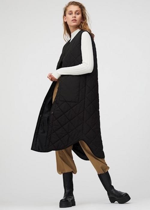 Kaison vest BLACK