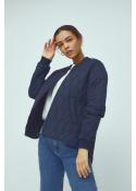 Rheanna jacket DARK NAVY