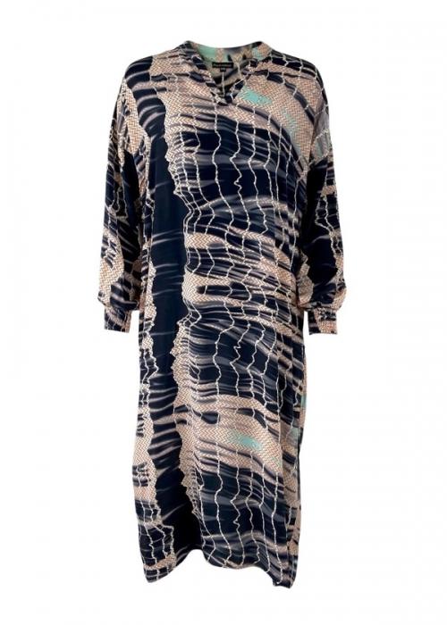 PIXI batik kaftan dress ROSE BATIK