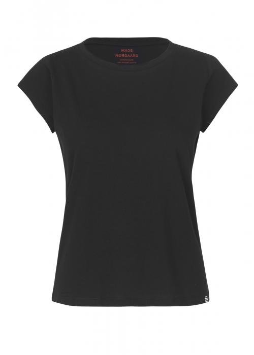 Organic favorite teasy t-shirt BLACK