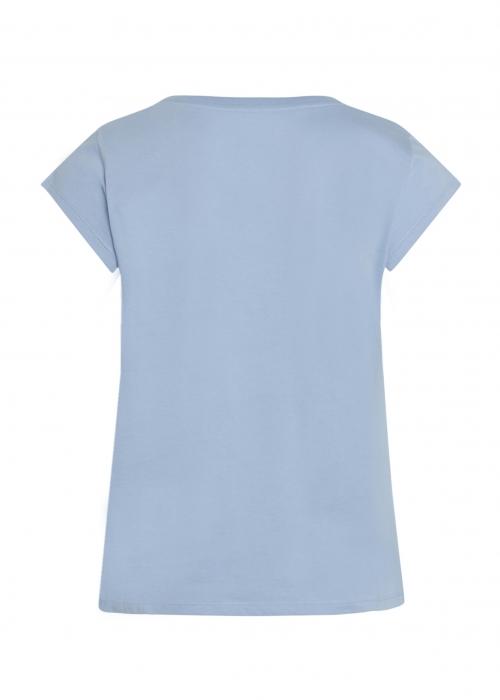 Organic favorite teasy t-shirt FOREVER BLUE