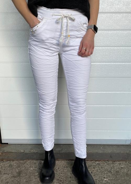 Soft jogging jeans 11 HVID