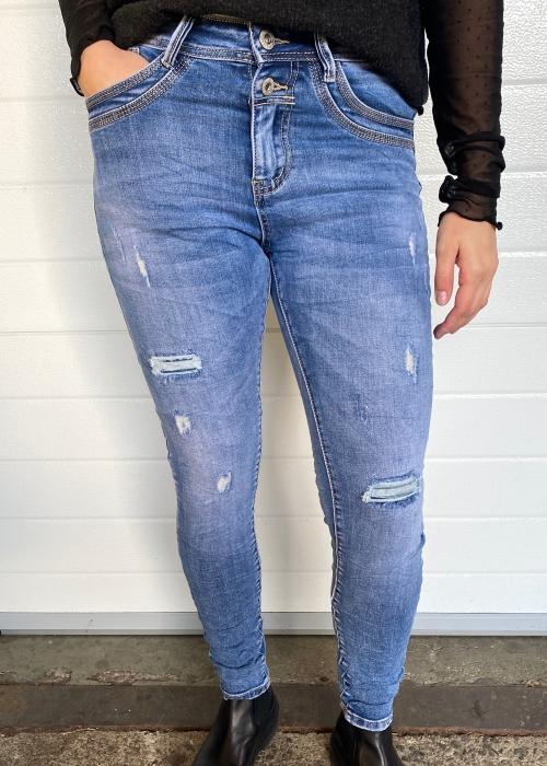 Soft tear jeans 2610