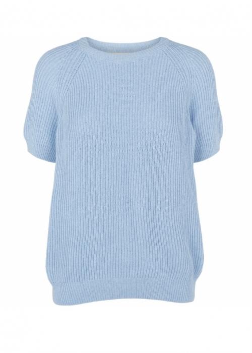 Nuria short sleeves CELESTIAL BLUE