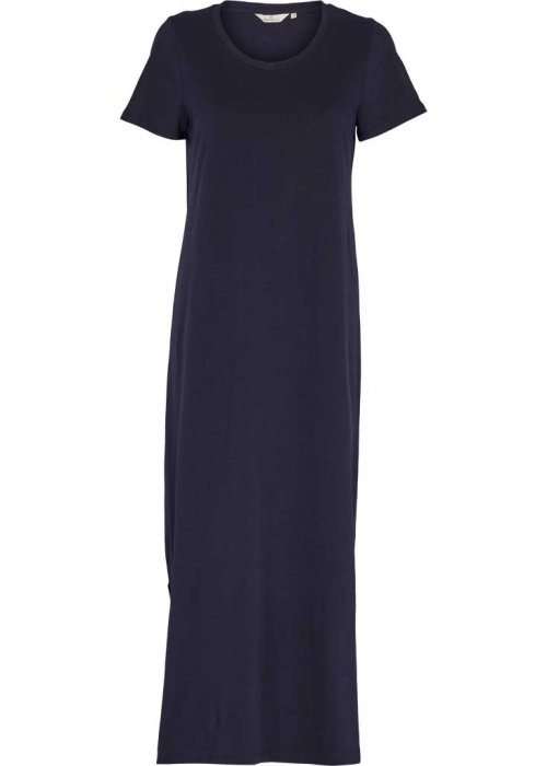 Rebecca dress organic NAVY Preorder Levering Marts