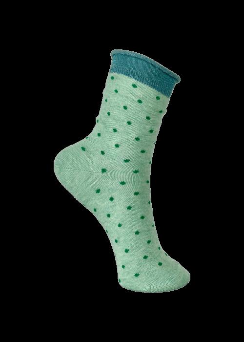 Jo dotted sock MINT