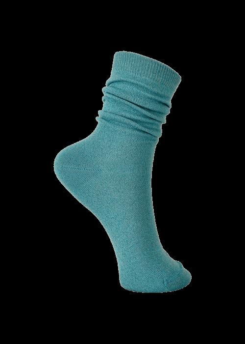 Lurex sock MINT