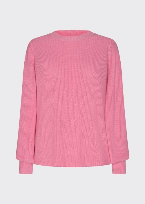 Edora knit blouse CANDY PINK