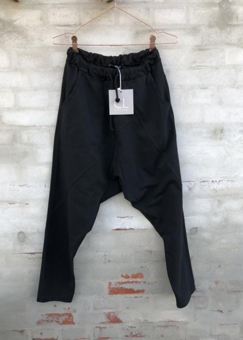 Baggy pant 16089 BLACK