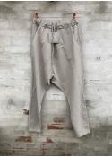 Baggy pant 16089 BEIGE / GESSO