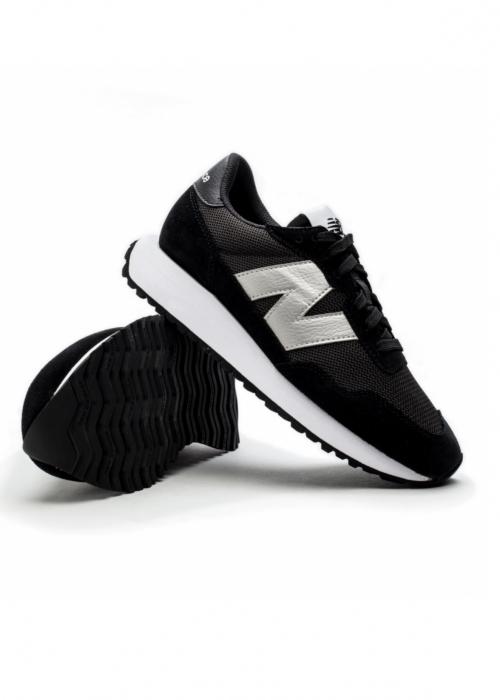 WS237CC Sneakers BLACK / SILVER METALLIC