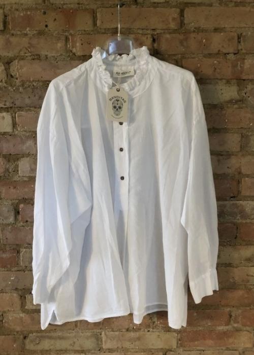 Virginia blouse WHITE