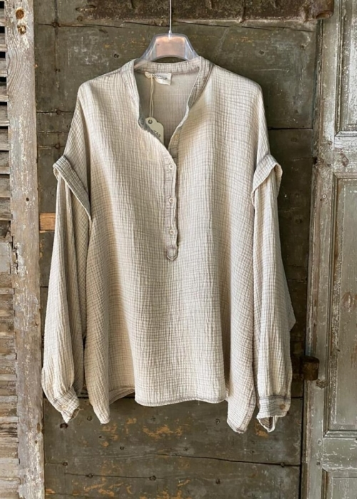 Anice blouse BEIGE