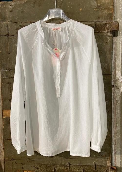 Arnica blouse WHITE