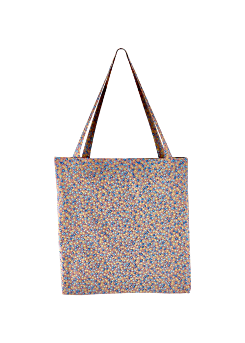 Lulu cotton shopper PEACH BLOSSOM