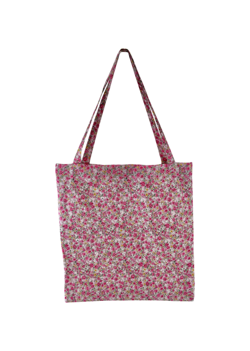 Lulu cotton shopper BLUSH BLOSSOM