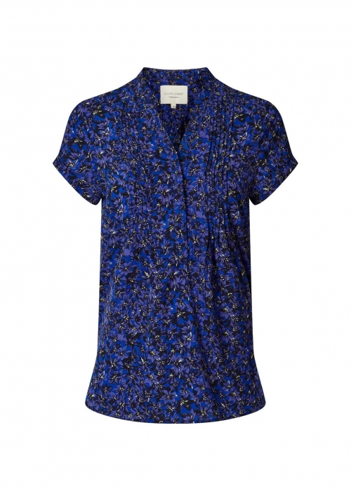 Heather top FLOWER PRINT