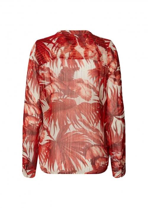 Helena shirt FLOWER PRINT