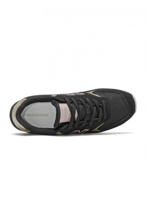 WL393MTL Sneakers BLACK / LIGHT GOLD METALLIC