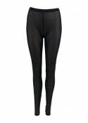 Annie mesh leggings BLACK