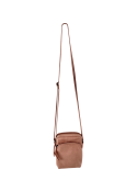 Denise small leather purse ROSE