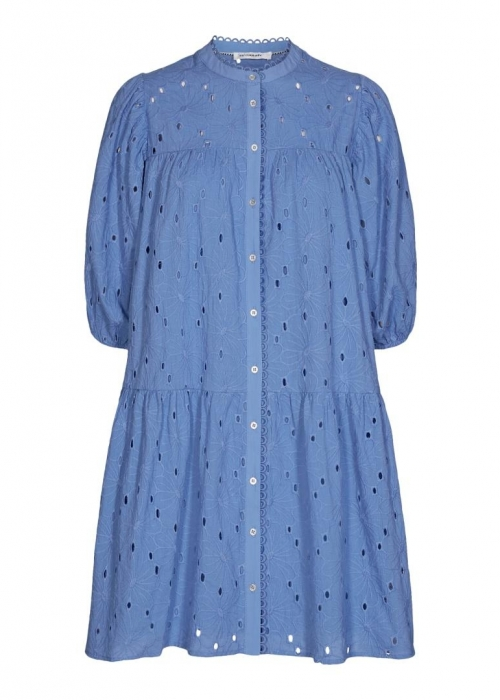 Pola Anglaise dress NEW BLUE