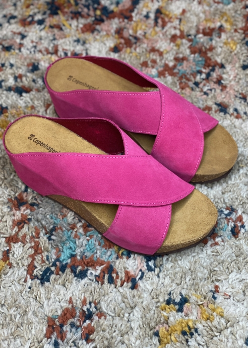 Frances sandal PINK PURPLE