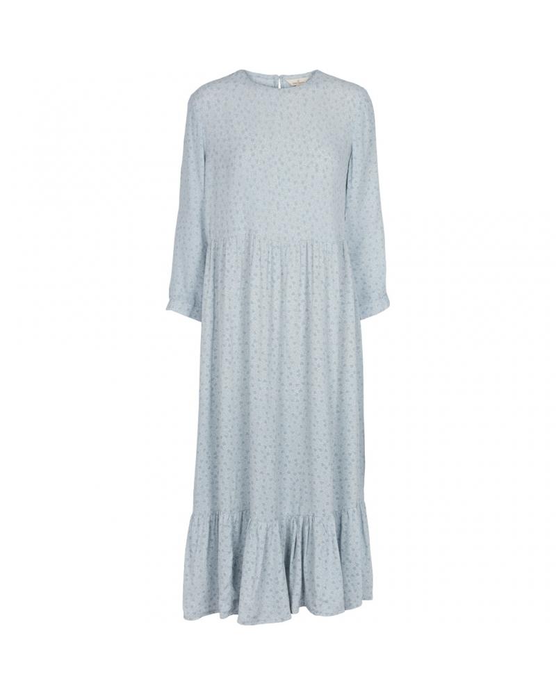 Nella dress CELESTIAL BLUE