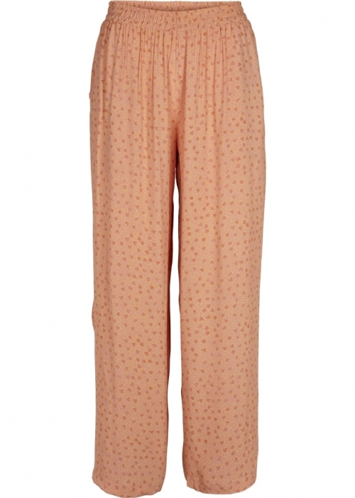 Nella pants ROSE TAN