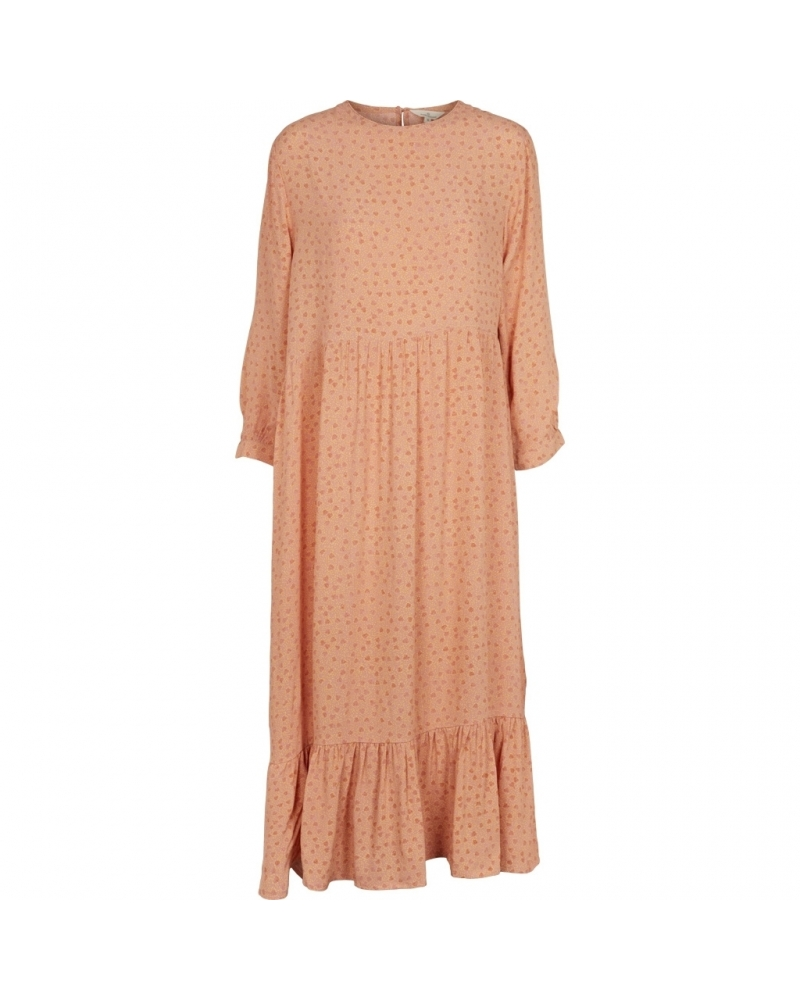Nella dress ROSE TAN