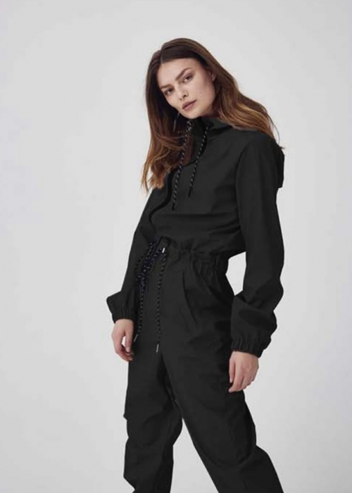 Kiana rainsuit BLACK Preorder Levering Maj