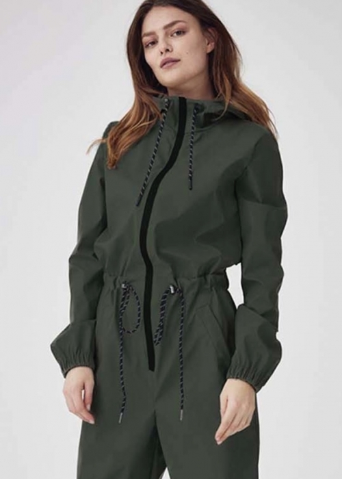 Kiana rainsuit DARK ARMY Preorder Levering Maj