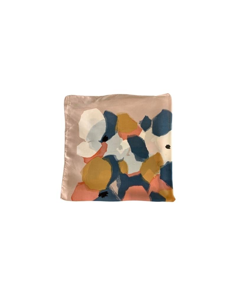 Oda mini scarf BLUSH