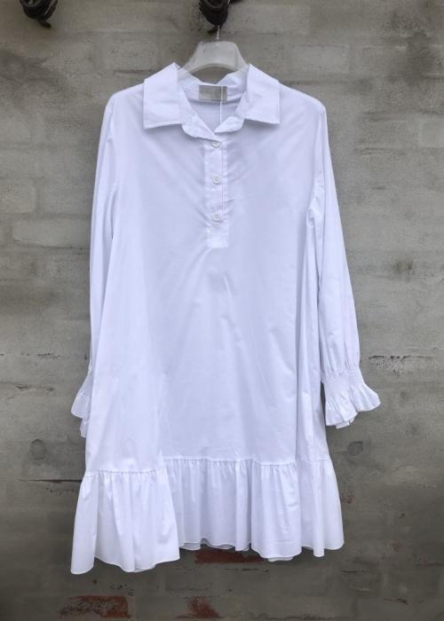 Dress 19851 WHITE