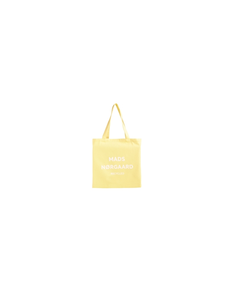 Recycled boutique athene bag PALE BANANA