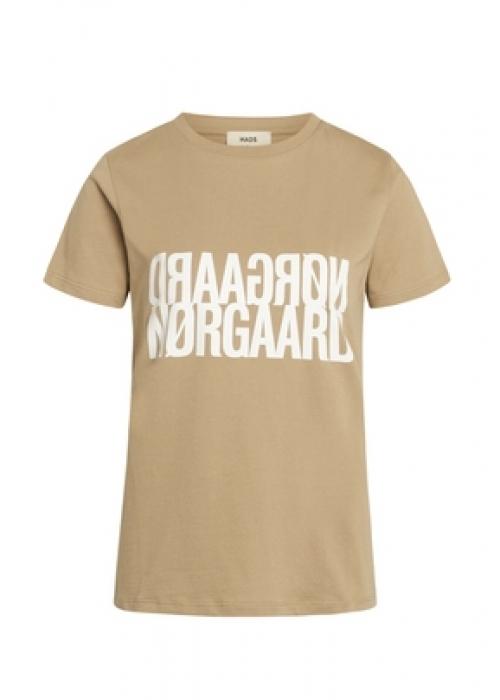 Trenda P t-shirt WARM BEIGE