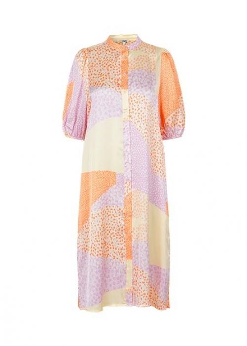 Renata dress DELMAR PRINT