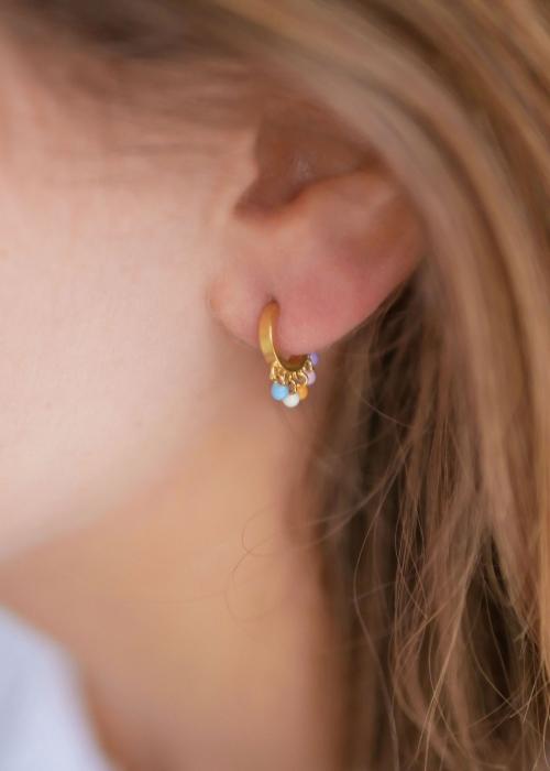 Rainbow earring OCEAN