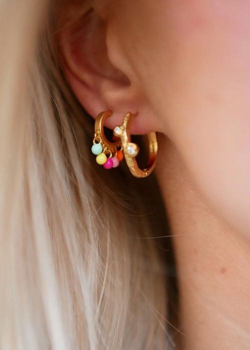 Rainbow earring RAINBOW