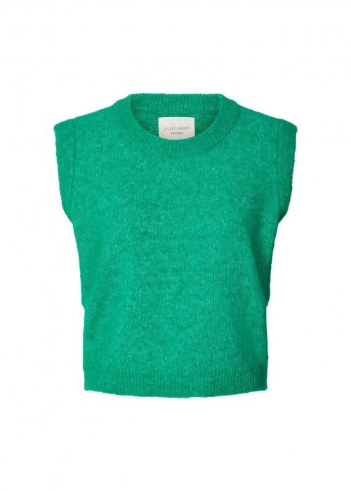 Sam vest GREEN