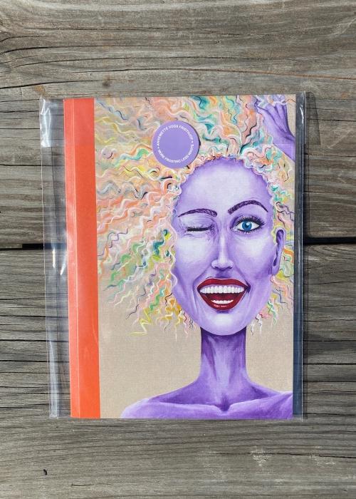 Emotions notebook #4