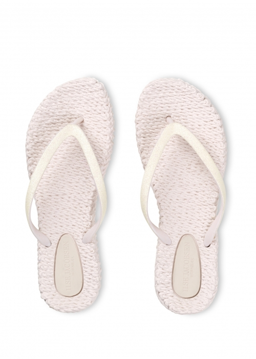 Cheerful glitter Flip flops 320 ROSE