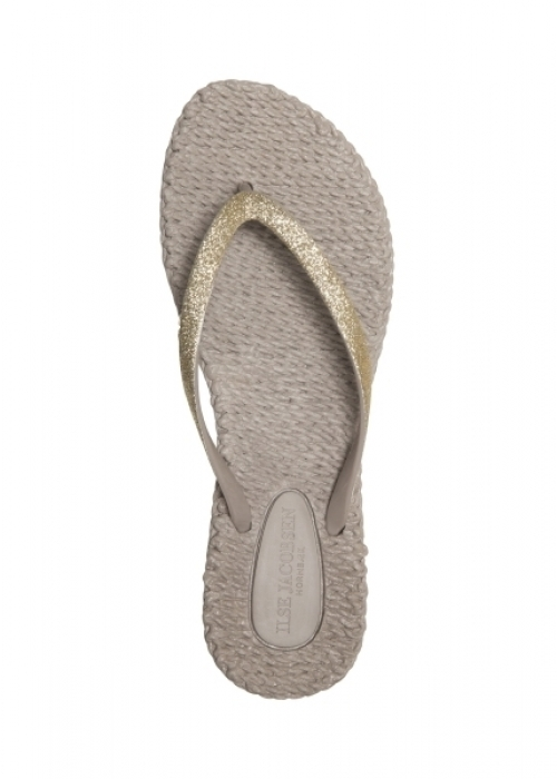 Cheerful glitter Flip flops 149 SAND