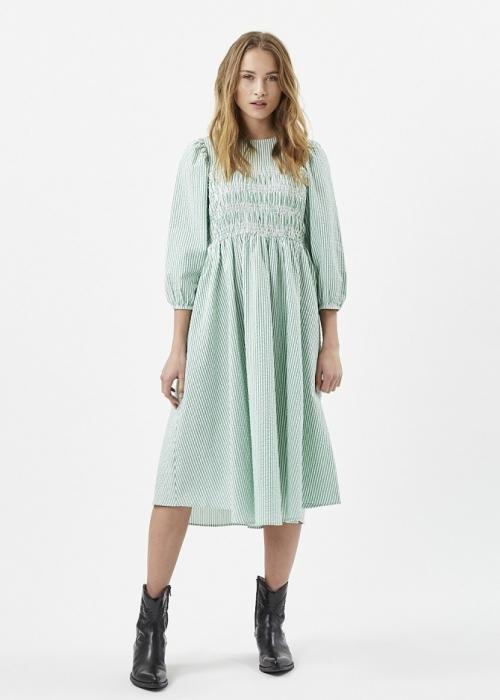 Dree midi dress GREEN
